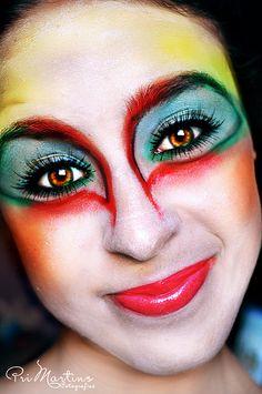 Cirque du soleil - Alegria [Explore] by Pri Martins, via Flickr. colorful!