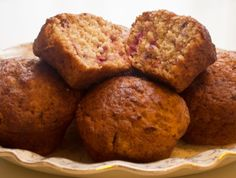 Happy Herbivore Cran-Orange Muffins