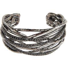 ROBERTO CAVALLI Bracelet ($495) ❤ liked on Polyvore