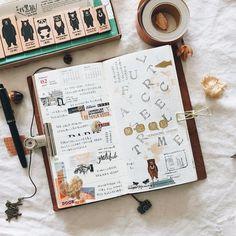 喜欢叉烧酥和牛乳挞。 #midori#midoritravelersnotebook#travelersnote#travelersnotebook#weeklyplanner#planner#diary#photooftheday#lifestyle#手帳#文房具#紙膠帶