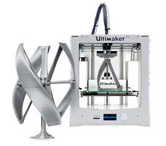 Ultimaker and Ultimaker 2 Extended+ deliver consistent single extrusion – ideal for rapid prototyping and concept models. 3d Printer Uk, Maker Faire, 3d Printing Service, Research And Development, Science, 3d Prints, Electronics, Connect, Impression 3d