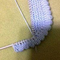 ideas for knitting baby dress pattern crochet girls Baby Knitting Patterns, Knitting Stitches, Baby Patterns, Dress Patterns, Crochet Patterns, Diy Crafts Knitting, Baby Vest, Crochet Lace, Crochet Girls