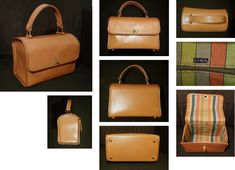 Post your vintage/classic pieces here! Vintage Coach, Vintage Bags, Vintage Handbags, Bonnie Cashin, Satchel Handbags, Vintage Leather, Coach Bags, Leather Bag, Shoulder