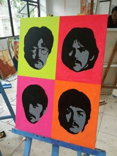 thebeatles popart