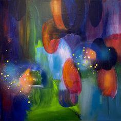 under stars, Randi Antonsen Nordic Lights, Money Laundering, Brush Strokes, Buy Art, Creatures, Paintings, Stars, Canvas, Artwork