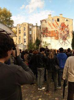 Wycieczki szlakiem murali Galerii Urban Forms