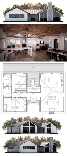 House Plan - a little big but love the layout!!
