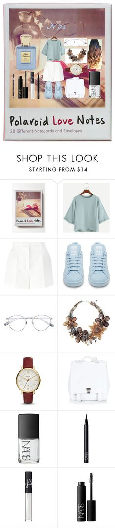 """""""N°84"""" by marlinda212 ❤ liked on Polyvore featuring Polaroid, Dolce&Gabbana, adidas, KRISVANASSCHE, NOVICA, FOSSIL, Proenza Schouler, NARS Cosmetics and Bella Bellissima"""