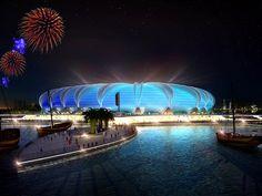 Doha Port Stadium- Doha Capacity: 44,950