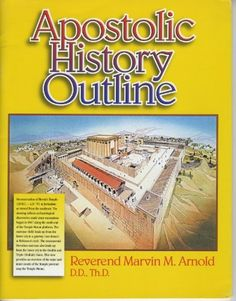 Apostolic History Outline (Acts 2:38 Doctrine through the ages) by Rev. Marvin M. Arnold D.D. Th.D.,http://www.amazon.com/dp/0927022478/ref=cm_sw_r_pi_dp_xByOsb15PSH9E4HM
