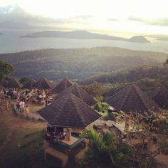 to see again....Tagaytay. Batangas, Philippines....and my dear friends I met there