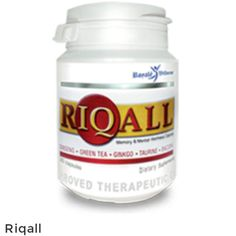 Buy RIQALL in Manila,Philippines. Memory and Mental Alertness Capsule with Ginseng, Bacopa, Ginkgo Biloba, Taurine and Green Tea  GINSENG  Health Benefits  • Increases physical and mental endura Chat to Buy