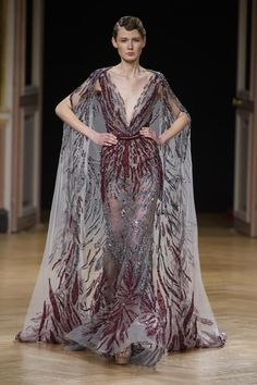 Ziad Nakad Haute Couture FALL-WINTER 2016-2017 Collection