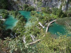 NP Plitvice Meren in Kroatië. Overweldigend mooi!