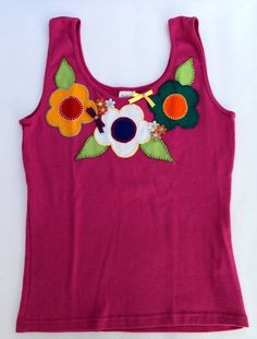 Embroidery Dress, Embroidery Applique, Applique Designs, Embroidery Designs, T Shorts, Sewing Projects For Kids, Embroidered Clothes, Old T Shirts, Little Dresses