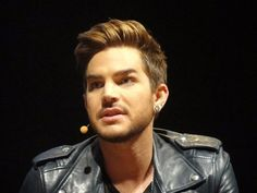 Adam Lambert interview with Kristoffer Triumf, Stockholm June 2nd 2015 at Oscarsteatern