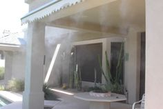 Our high quality, durable, commercial misting systems will tame that brutal Spring and Summer heat, eliminate those pesky flies & mosquitoes, and create a mystical look.