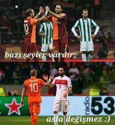 Bazı şeyler vardır, asla değişmez Football, Baseball Cards, Istanbul, Sports, Profile, Soccer, Hs Sports, Futbol, American Football