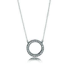 Pandora Hearts Of Necklace O0193 -