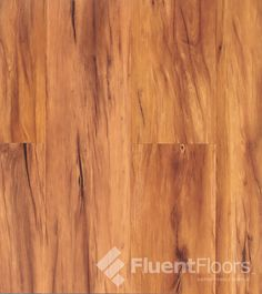 "Natural Acacia VF10 1/4"" x 5-3/4"" x 4' Vinyl Plank Flooring"