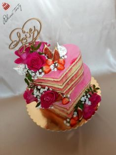 32 best Nahé torty / Naked cakes images on Pinterest