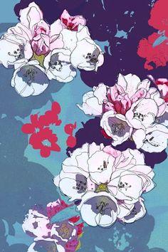 Imprimolandia: Las ilustraciones de Natalie Alexander
