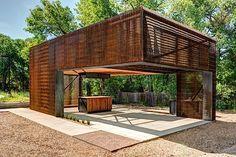 Architektur: Ein Outdoor-Klassenraum in Colorado