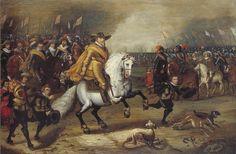 Maurits (1567-1625), prins van Oranje, in de slag bij Nieuwpoort (1600) - Eighty Years' War (1566–1609) - Wikipedia, the free encyclopedia