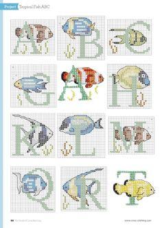 Gallery.ru / Фото #19 - The world of cross stitching 231 - tymannost
