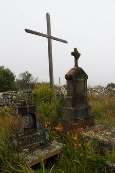 Cemitério - Campos de Santa Bárbara - Urubici - SC - Brasil - Photo: Caco Idiart