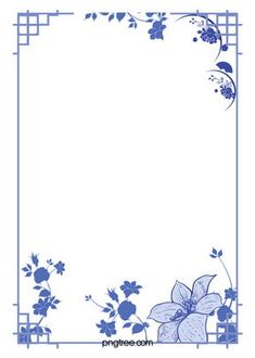 Chinese style blue and white background borderYou can find Chart borders design and more on our website.Chinese style blue and white background border Simple Background Images, Chinese Background, Banner Background Images, Flower Background Wallpaper, Blue Sky Background, Cartoon Background, Flower Backgrounds, Background Pictures, Textured Background