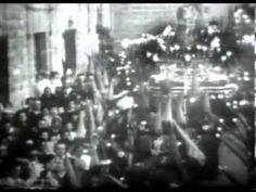 Semana Santa de Úbeda en 1973 - YouTube