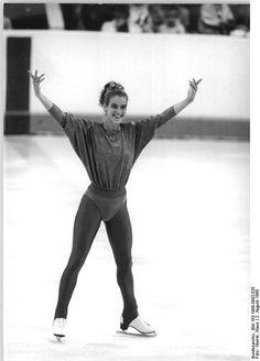 Katharina Witt, Carnival Girl, Skate, Cosplay, Running, Lady, Claudia Schiffer, Movies, Brunettes