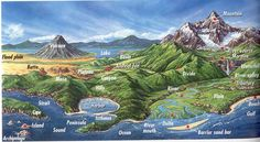 images of landforms - Google Search