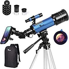 Ultimate Gift Guide for Teenage Boys - Budgeting for Bliss Best Digital Camera, Best Camera, Celestron Telescopes, Astronomical Telescope, Focal Length, Binoculars, Ebay, Astronomy Crafts, Stars