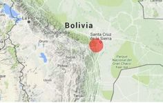 Temblor en la capital cruceña provoca temor entre la población | Radio Panamericana