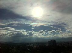 Espectacular en Ciudad de Guatemala