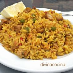 Cocina – Recetas y Consejos Easy Cooking, Cooking Recipes, Healthy Recipes, Pollo Recipe, Guatemalan Recipes, Cuban Cuisine, Couscous Recipes, Colombian Food, Vegetarian Soup