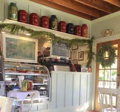What do you want to order from the Dessert Counter at RED HOUSE CAFE this Holiday Season ? An Apricot, Pecan, Oatmeal Cookie, a Chocolate Brownie, a slice of Apple Crumble Pie, or a Fresh Fruit Parfait www.facebook.com/redhousecafepacificgrove