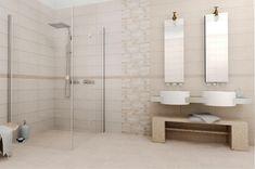 Jednoduchá a elegantní série obkladů a dlažeb Adore se hodí do koupelny i kuchyně. #keramikasoukup #koupelnyodsoukupa #adore #bathroom #koupelnyinspirace #inspiration #inspo #luxury #koupelna Alcove, Toilet, Bathtub, Bathroom, Standing Bath, Washroom, Flush Toilet, Bathtubs, Bath Tube