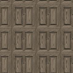Textures Texture seamless | Old wood ceiling tiles panels texture seamless 04614 | Textures - ARCHITECTURE - WOOD - Wood panels | Sketchuptexture