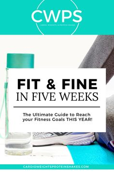 If you're struggling to lose weight, check out this free guide that will help you on your fitness journey. Fit and Fine in 5 Weeks will help you set fitness goals, learn how to get over obstacles in the way, lose weight the right way, workout smarter, and eat well. It has a food log, fitness workout tracker, etc! Health & Fitness Planner to help you reach your fitness goals this year. This fitness ebook has pages of fitness resources, workout resources, nutrition logs, workout trackers, etc!