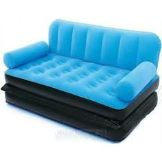 Leather Sleeper Sofa This hot air balloon Multipurpose Air Sofa Cum Bed is ideal for TV room living