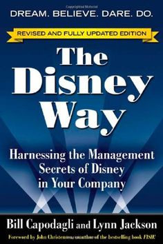 8 best best business books images on pinterest disney cruiseplan the nook book ebook of the the disney way revised edition harnessing the management secrets of disney in your company by bill capodagli lynn jackson fandeluxe Gallery