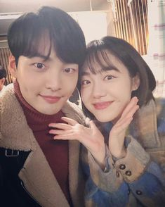Romantic Dr.Teacher Kimseason 2 - người thầy y đức 2020 Kim Min Jae instagram with So Ju Yeon Jung Hyun, Kim Jung, Asian Actors, Korean Actors, Korean Dramas, Romantic Doctor, Lee Sung Kyung, A Love So Beautiful, Weightlifting Fairy Kim Bok Joo