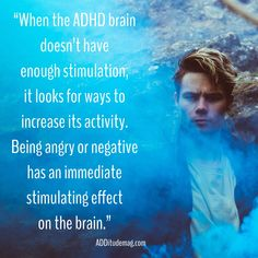 ADHD brains crave stimulation, and they just might chase relationship drama to get it. Next time you catch yourself (or your partner) falling into these common traps — outlined here by Dr. Daniel Amen — take a step back and re-evaluate. Adhd Odd, Adhd And Autism, Adhd Relationships, Adhd Facts, Adhd Quotes, Quotes Quotes, Adhd Brain, Adhd Help, Adhd Diet