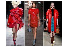Vogue Paris - Top 20 trends for Spring/Summer 2015 -Bold red - Tendances mode printemps-été 2015 vernis-rouge