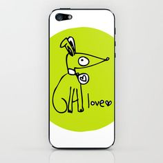 #Society6                 #love                     #Fido #Love #iPhone #iPod #Skin #Anchobee           Fido Love iPhone & iPod Skin by Anchobee                                      http://www.seapai.com/product.aspx?PID=1610642