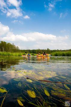 Krutynia River - Masuria, Poland - 2013