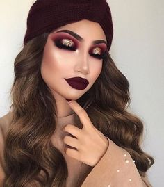#MakeupFall #Autumn #Otoño #Fall #Maquillaje #beauty